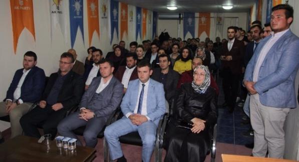 AK Parti Söğütlü'de 5. Olağan Kongre