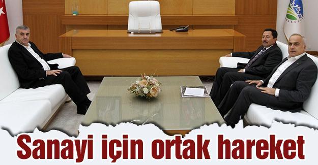 Balkanlıoğlu, Toçoğlu ve Kösemusul bir araya geldi