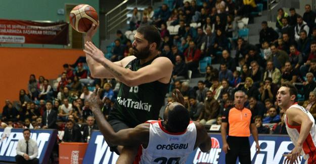 Büyükşehir Basket Uşak'tan galip döndü