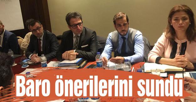 Marmara Bölge toplantısı yapıldı
