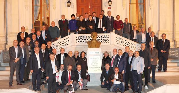Mezunlar bu kez İstanbul'da bir araya geldi