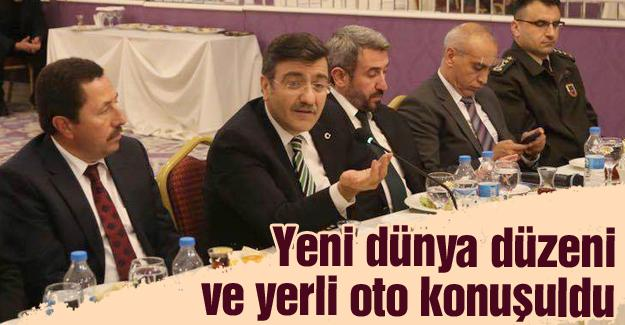Platform Prof. Yaşar Hacısalihoğlu'nu ağırladı