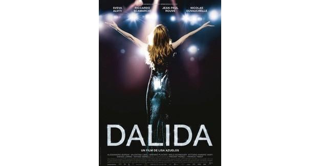 Sinemaseverler 'Dalida'ya konuk oldu