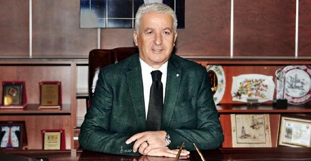 Başkan İspirolu'ndan yeni yıl mesajı