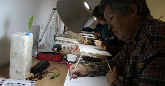 Bilimsel ressamların adresi Geleneksel Sanatlar