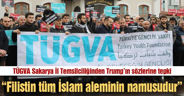 TÜGVA'dan Trump'ın sözlerine tepki