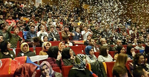AK Gençlik Serdivan'da kongre heyecanı