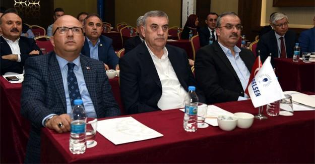 Başkan Toçoğlu, YERELSEN eğitim programına katıldı