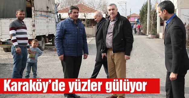 Başkan Toçoğlu'ndan Karaköy'e ziyaret
