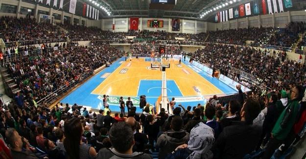 Büyükşehir Basket'in konuğu Eskişehir