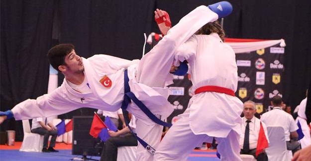 Genç Karateciler Avrupa Şampiyonası'nda