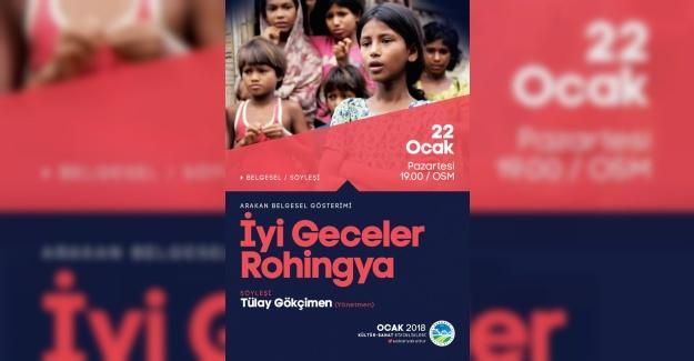 İyi geceler Rohingya