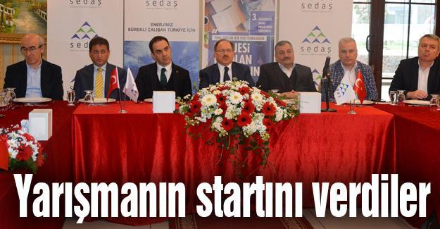 """SEDAŞ'ın """"Proje Fikri Yarışması 2018"""" başladı"""