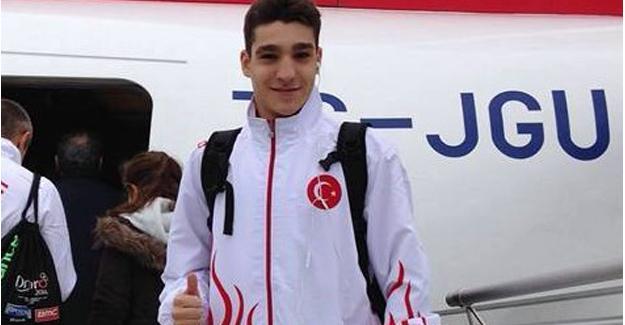 Ahmet Mintaz Danimarka yolcusu