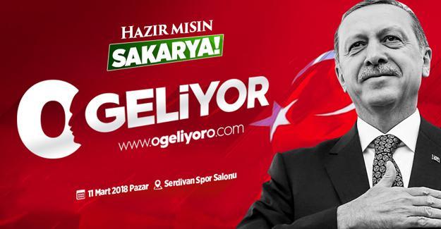 AK Gençlik'ten Erdoğan'a özel logo ve site