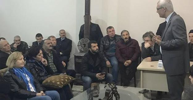 CHP'den mahalle ziyaretleri