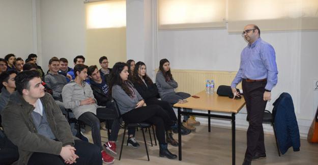 Figen Sakallıoğlu Anadolu Lisesi'nde Kariyer Günleri