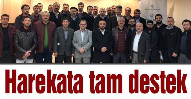 Milli İrade STK'larından toplantı