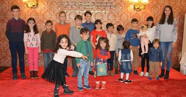 SEDAŞ'lı çocuklar iş güvenliği  video yarışması ödüllerini aldı