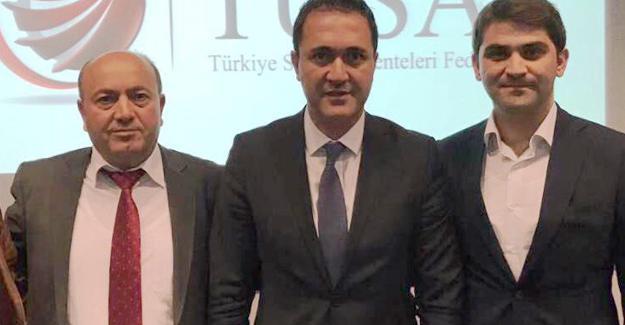 Sigorta acenteleri zirvesi Erzurum'da yapıldı