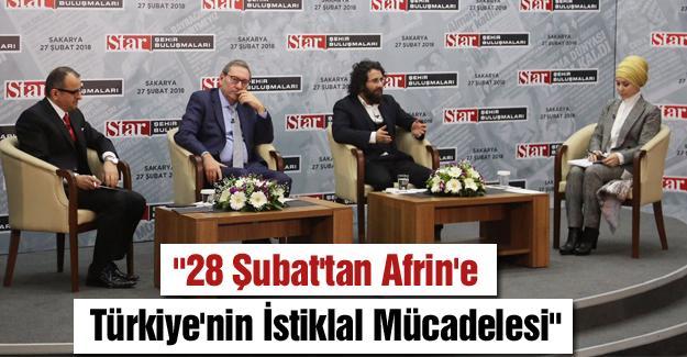 """""""Star Şehir Buluşmaları"""" Sakarya'da yapıldı"""