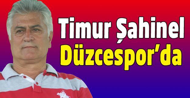 Timur Şahinel Düzcespor'da