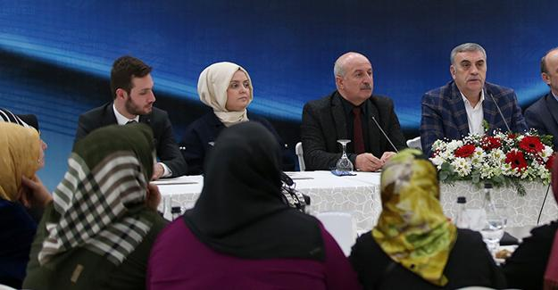 AK Parti Erenler'de istişare toplantısı