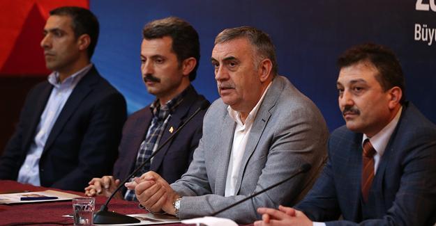 AK Parti Kocaali'de istişare toplantısı