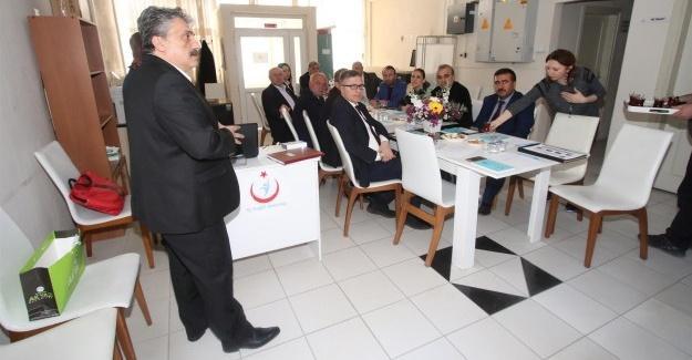 Akyazı Kent Konseyi mart toplantısı gerçekleştirildi