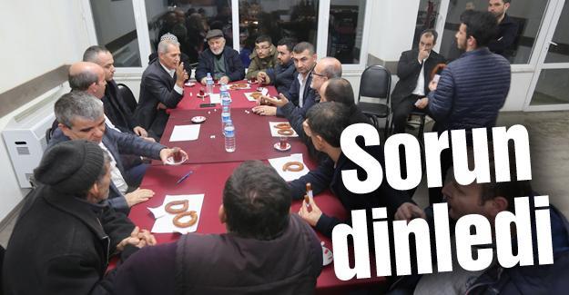 Başkan Dişli'den Camili çıkartması