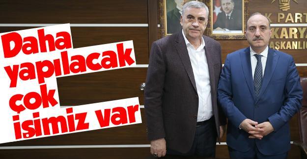 Başkan Toçoğlu'ndan Başkan Kılıç'a ziyaret