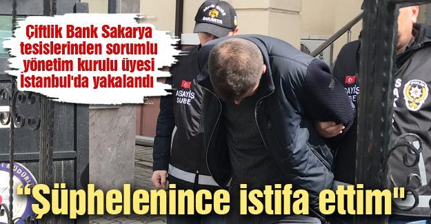 Çiftlik Bank Sakarya tesislerinden sorumlu yönetim kurulu üyesi İstanbul'da yakalandı