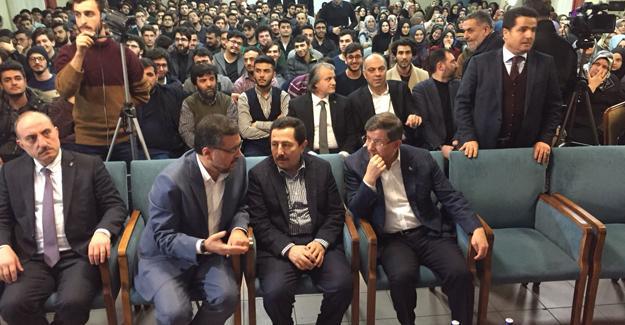 Davutoğlu hafta sonu Akyazı'daydı