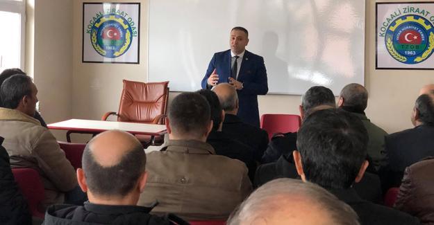 Fındık-Sen Batı Karadeniz toplantısını Kocaali'de yaptı