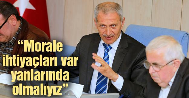 Geçen ayki oturum ücreti Mehmetçiğe bağışlandı