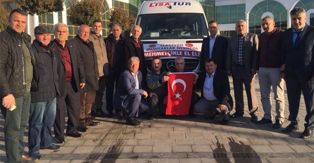 Mehmetçiğe destek verecekler