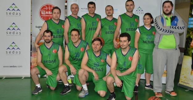 SEDAŞ, Özel Şirketler Basketbol Turnuvasına hazır