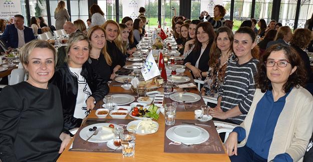 SEDAŞ'lı kadınlar, Dünya Kadınlar Gününde bir araya geldi