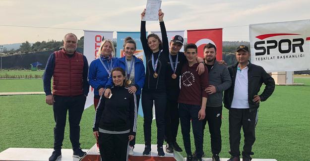 Trapta Türkiye rekoru Büyükşehir'in