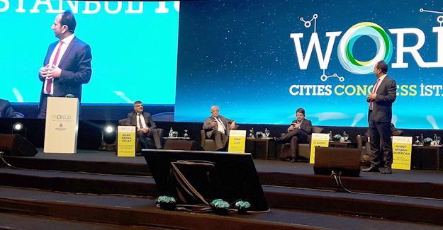 '2023 Akıllı Şehir Stratejisi ve Eylem Planı' tanıtıldı