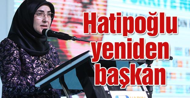 AK Parti İl Kadın Kolları Kongresi yapıldı