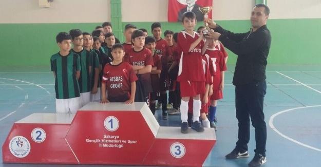 Futsalın yıldızları Sapanca'da