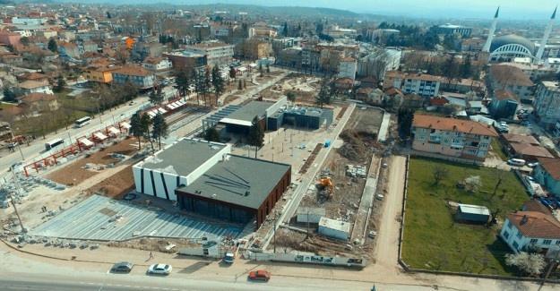 Hendek Yaşam Merkezi açılış için gün sayıyor