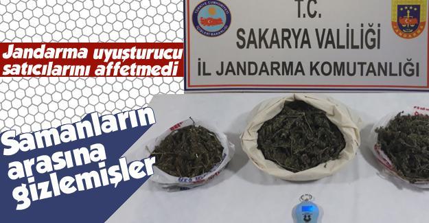Jandarma uyuşturucu satıcılarını affetmedi
