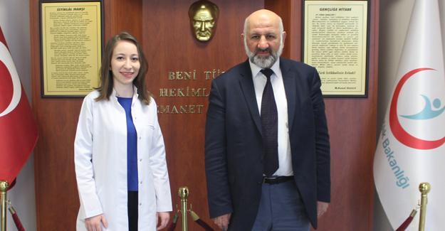 Karasu Devlet Hastanesinin kadrosu güçleniyor