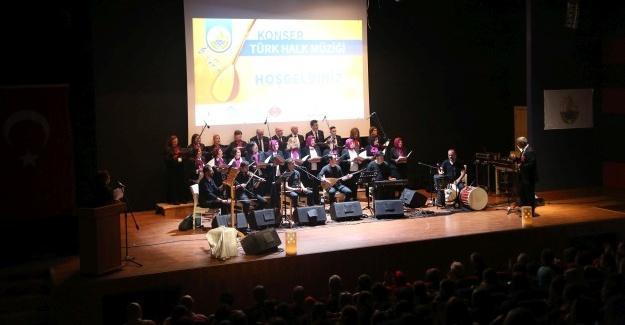 Türk Halk Müziği konseri düzenlenecek