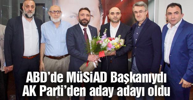 Aday adayı Mustafa Tuncer hızlı başladı