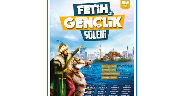 AGD Sakarya Fetih Şöleni için hazır