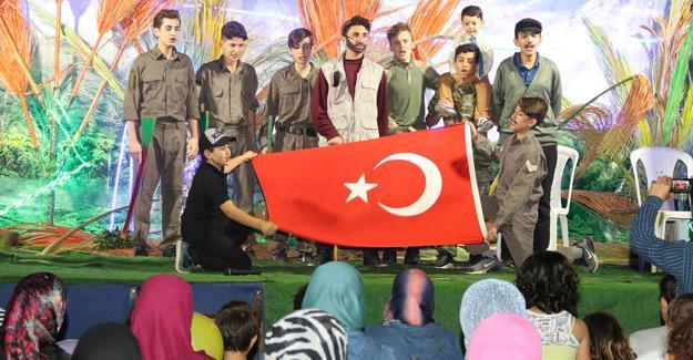 Akyazı Belediyesi Ramazan etkinliklerine yoğun ilgi
