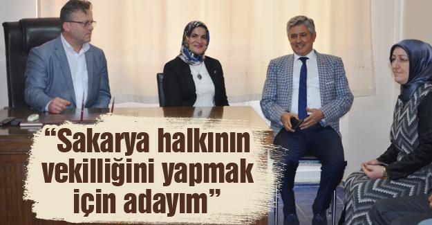 Bafralıoğlu teşkilat ziyaretlerine hızlı başladı